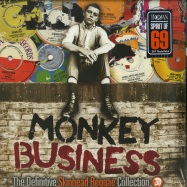Front View : Various Artists - MONKEY BUSINESS (2LP) - Trojan / TJDLP541 / 405053846463