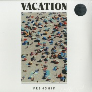 Front View : Frenship - VACATION (LP) - Counter Records / COUNT171