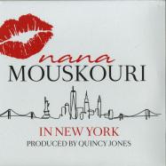 Front View : Nana Mouskouri - NANA MOUSKOURI IN NEW YORK (LP) - Zyx Music / ZYX 21175-1