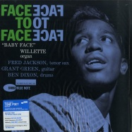 Front View : Baby Face Willette - FACE TO FACE (180G LP) - Blue Note / 7743434