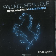 Front View : Horse Meat Disco & Kathy Sledge - FALLING DEEP IN LOVE (JOEY NEGRO REMIX) - Glitterbox / GLITS034