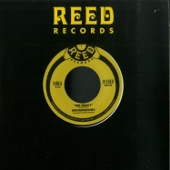 Front View : Mohawkestra - MO HEAVY / BUFFALO BILL (7 INCH) - Reed / RR005REED