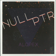 Front View : Nullptr - ALOPEX EP - Fanzine Records / FAN010