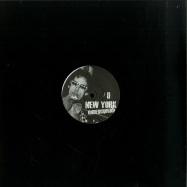 Front View : Various Artists - NEW YORK UNDERGROUND 8 - New York Underground / NYU8