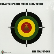 Front View : Augustus Pablo meets King Tubby - THE MESSENGER (LP) - Griffiths Records / GRLP235 / 00135557