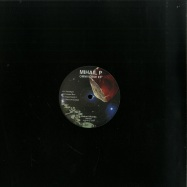 Front View : Mihail P - OMNIVERSE EP (140 G VINYL) - Distant Worlds / DWT 007