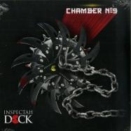 Front View : Inspectah Deck - CHAMBER NO.9 (LP) - Music Generation Corp. / MGC480LP