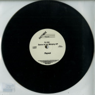 Front View : DJ Qu - DANCE TO MY MISTERY (10 INCH) - Hotmix Records / HM025