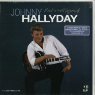 Front View : Johnny Hallyday - ROCK N ROLL LEGENDS (2LP) - Wagram / 3370016 / 05179321