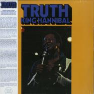 Front View : King Hannibal - TRUTH (LTD 180G LP) - Tidal Waves Music / TWM041 / 00136880