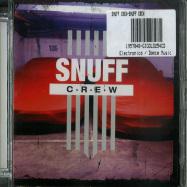 Front View : Snuff Crew - SNUFF CREW (CD) - Gigolo Records / Gigolo254CD