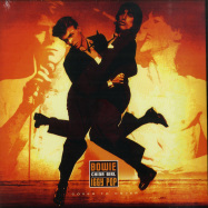 Front View : David Bowie & Iggy Pop - CHINA GIRL (7 INCH, ORANGE VINYL) - Cover to Cover / Cover3