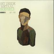 Front View : Het Zesde Metaal - SKEPSELS (BLACK LP + CD) - Unday / unday111LP
