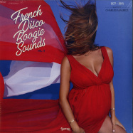 Front View : Various Artists - FRENCH DISCO BOOGIE SOUNDS VOL.4 (2X12 INCH, GATEFOLD LP) - Favorite Recordings / FVR150LP