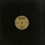 Front View : Drivetrain - SYMPHONIUM EP - Dark Grooves Records / DG-10