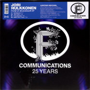 Front View : Jori Hulkkonen - F COM 25 REMASTERED SELKARAASI EP - F COMMUNICATIONS / 267WS71133