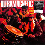 Front View : Ultramagnetic M.C.s - GIVE THE DRUMMER SOME (7 INCH) - Mr. Bongo / MRB7166