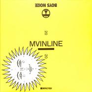 Front View : Boys Noize - MVINLINE - Defected / DFTD605