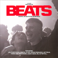 Front View : OST/Various - BEATS OST(2LP) - Rosetta Productions / BEATSOST1LP