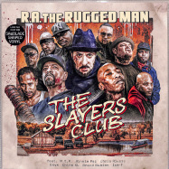 Front View : R.A. The Rugged Man - THE SLAYERS CLUB (LTD GREY SAWBLADE 10 INCH) - Nature Sounds / NSD605