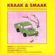 Front View : Kraak & Smaak - NAKED / IN PLAIN SIGHT - Groovin / GR-1275