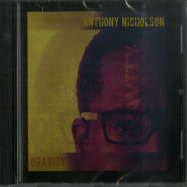 Front View : Anthony Nicholson - GRAVITY (CD) - Deepartsounds / DAS016CD
