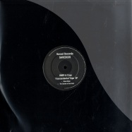 Front View : Uner & Coyu - TRASCENDENTAL TRIPS EP - Saved / Saved039