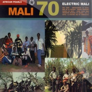 Front View : African Pearls - ELECTRIC MALI 70 (2XLP) - Discograph / Syllart / 6154186