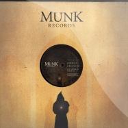Front View : Jonny L - DREAMING (DJ SENSAI / UTAH JAZZ REMIX) - Munk Recordings / munk003