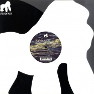 Front View : Lightness (aka Brendon Moeller and Area) - BURNING MERCURY - Steadfast Records / SFV07