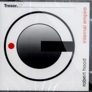 Front View : Robert Hood - INTERNAL EMPIRE (CD) - Tresor / Tresor27CD