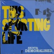 Front View : Skint & Demoralised - THIS SPORTING LIFE (CD) - Heist / heist028cd2