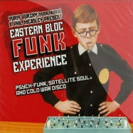 Front View : Various Artists - EASTERN BLOC FUNK EXPERIENCE (CD) - Nascente / nsfunk012