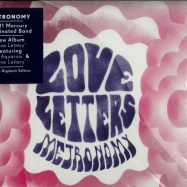 Front View : Metronomy - LOVE LETTERS (CD) - Because Music / Bec5161672