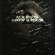 Front View : Paul Birken - SURFIN SUPERIOR 2 (2X12 INCH) - TSR Records / Otto003