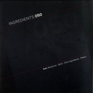 Front View : Various Artists - INGREDIENTS 050 (180G VINYL) - Ingredients Records / RECIPE050