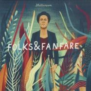 Front View : JPatterson - FOLKS & FANFARE (CD) - Acker Records / Acker CD 008