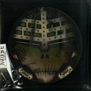 Front View : Voivod - TOO SCARED TO SCREAM (LTD PICTURE DISC) - Noise International / NOISET050