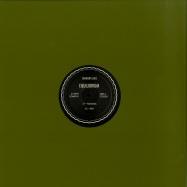 Front View : Gradient Logic / Native Red - EQUILIBRIUM EP - Violette Szabo / SZABO10