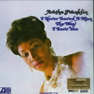 Front View : Aretha Franklin - I NEVER LOVED A MAN THE WAY I LOVE YOU (180G LP) - Atlantic / 2584872