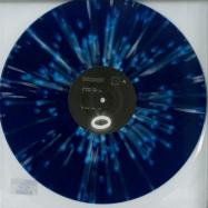 Front View : Johannes Heil - BY NIGHT EP (GREEN BLUE WHITE SPLATTER) - Odd Even / ODDEVEN006SP