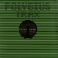 Front View : Myriadd - OCEANS EP - Polybius Trax / PT012