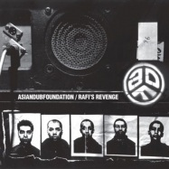 Front View : Asian Dub Foundation - RAFIS REVENGE (20TH ANNIVERSARY EDITION) (2CD) - London Music Stream / LMS5521229