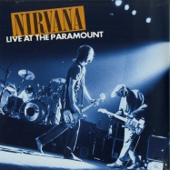 Front View : Nirvana - LIVE AT THE PARAMOUNT (2LP) - Geffen / 7732941