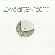 Front View : Various Artists - ZWAARTEKRACHT 1 - Zwaartekracht / ZK001