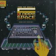 Front View : Torb The Roach & Floppy MacSpace - SQUARE WAVE ADVENTURES (LP) - KingUnderground / KU059