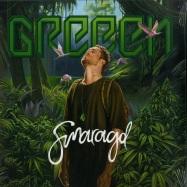 Front View : GReeeN - SMARAGD (LTD GREEN LP + CD) - Irievibrations Records / IRIE114LP