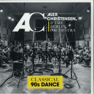 Front View : Alex Christensen & The Berlin Orchestra - CLASSICAL 90s DANCE (LTD.VINYL 2LP) - Starwatch Entertainment / 505419705269