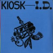 Front View : V/A - Mira, C. Schwarzwalder, Geju, Britta Unders, Wide Awake, Sven Dohse, Canson, Coss & Iorie - KIOSK - I.D. (2x12 inch) - Kiosk I.D. / KIOSKID001