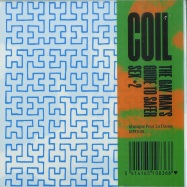 Front View : Coil - THEME FROM THE GAY MANS GUIDE TO SAFER SEX (CD) - Musique Pour La Danse / MPD018CD